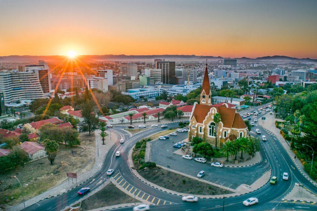 Windhoek: die Hauptstand Namibias (Foto: Nate Hovee - Adobe Stock)